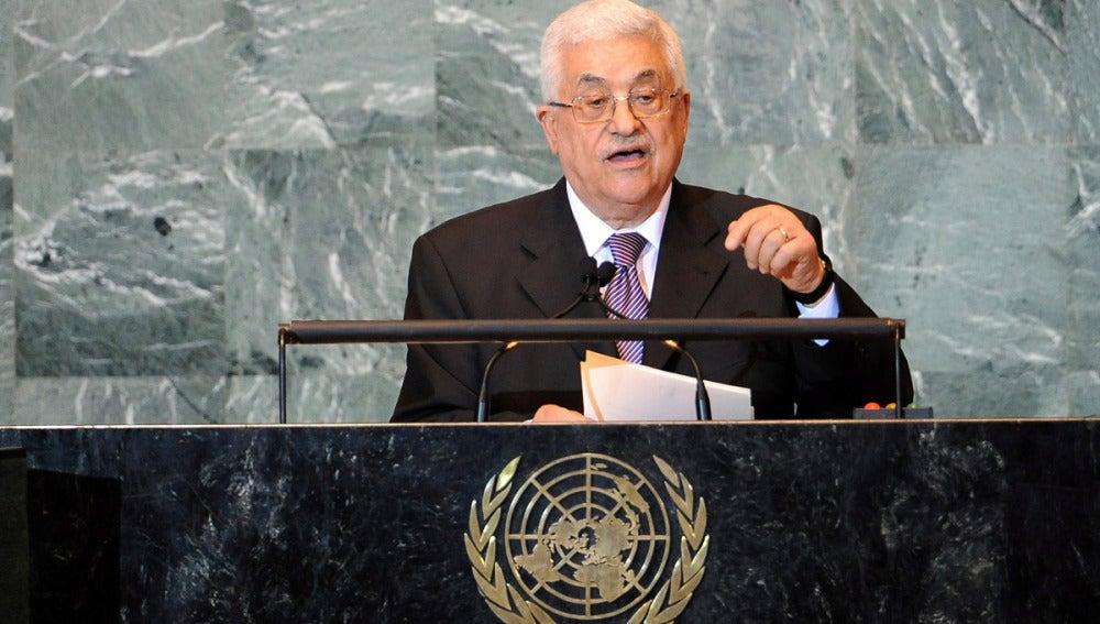 Mahmud Abbás, ante la Asamblea General de la ONU