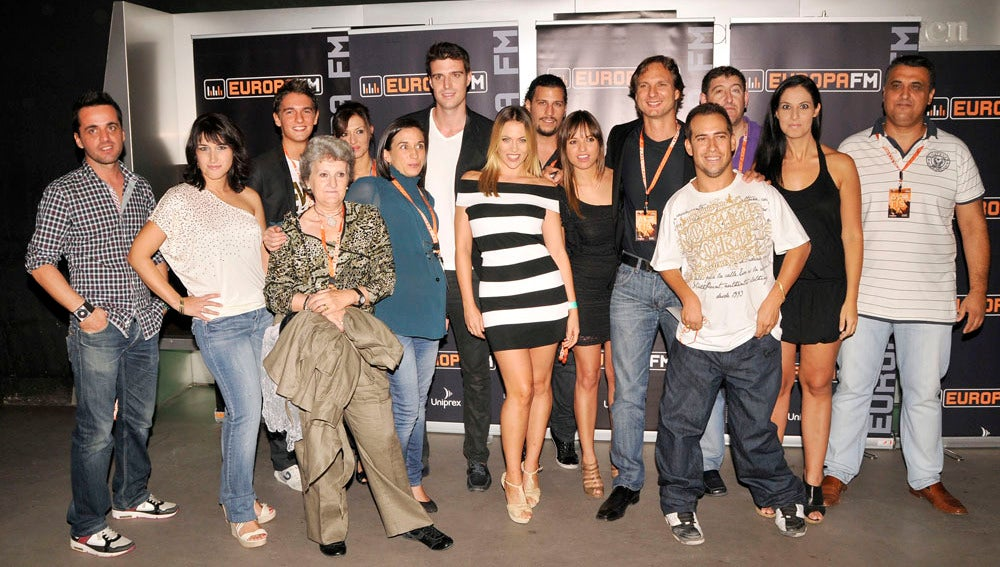 El equipo de Europa FM