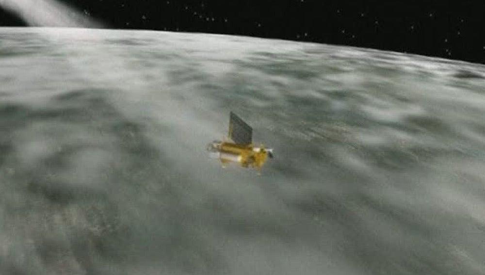 La NASA confirma que el satélite ha entrado en la atmósfera y ha caído en la Tierra