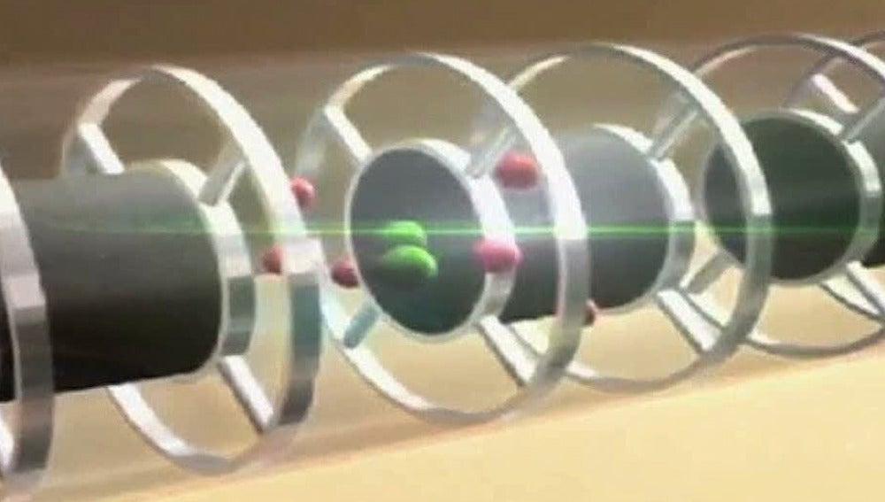 Los hipotéticos neutrinos según el CERN