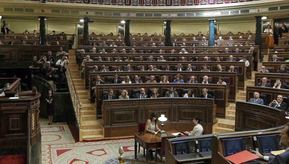 Los exdiputados cobrarán una indemnización de 8.200 euros