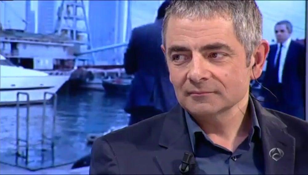 Entrevista a Rowan Atkinson
