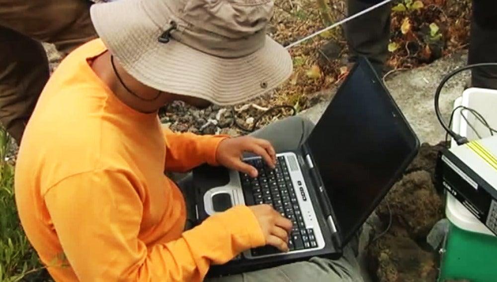 La isla del Hierro registra siete mil terremotos desde julio