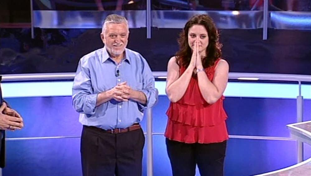 Padre e hija volverán un viernes