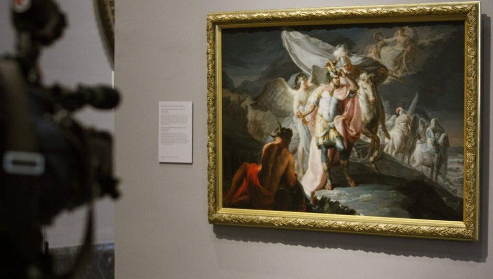 'Aníbal vencedor' de Goya