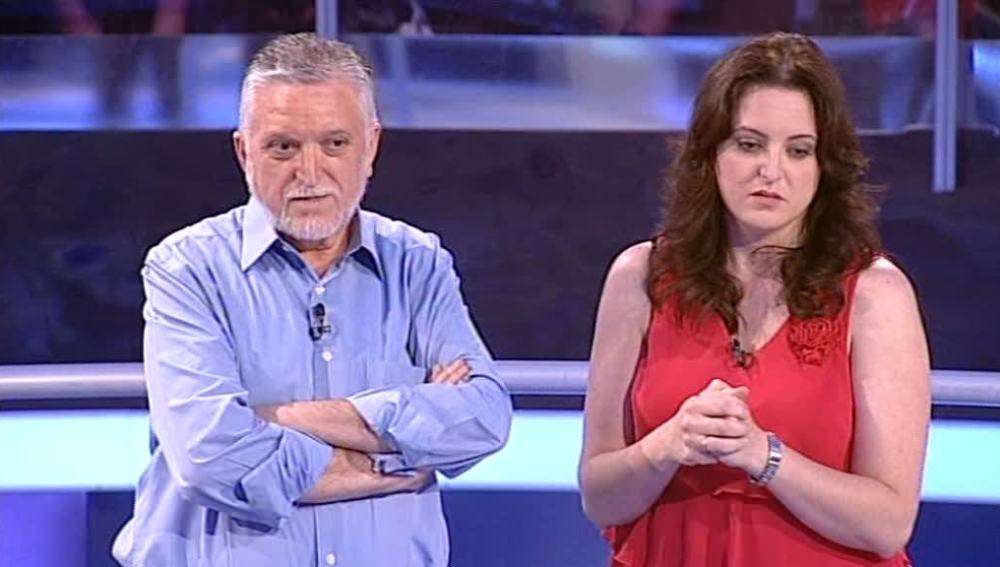 Pepe y Azahara