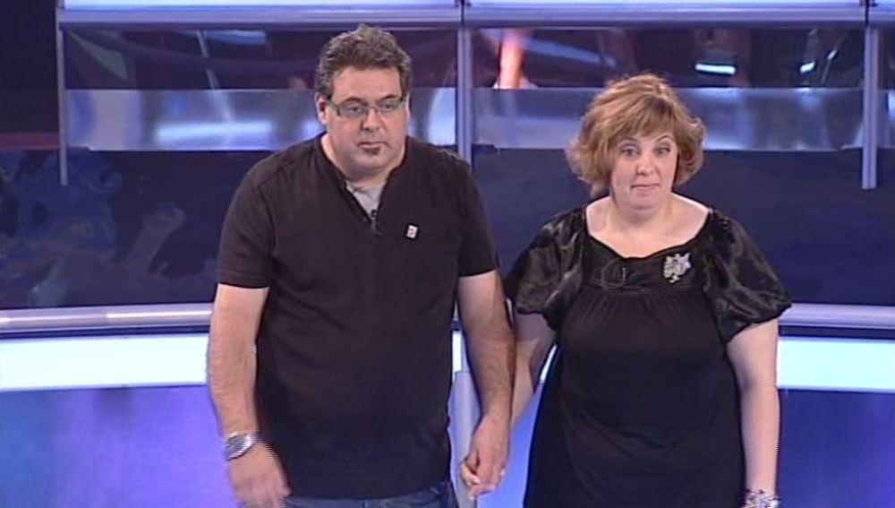 Rubén y Rosa