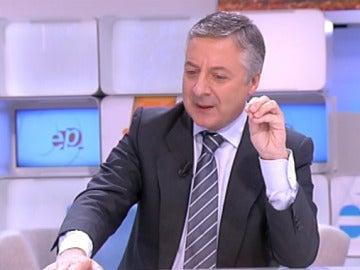 José Blanco, en Espejo Público