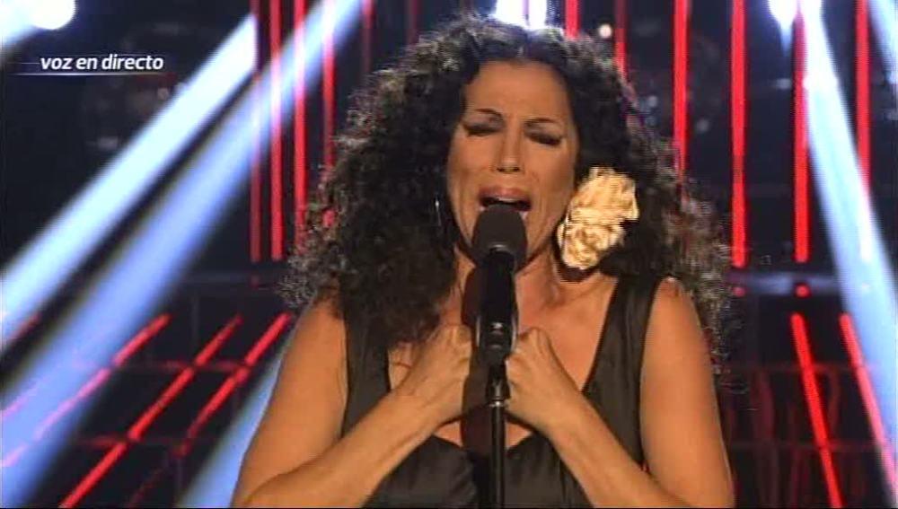 Gala 1 | Toñi Salazar imita a Lola Flores