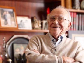 Santiago Carrillo nació en Gijón en 1915