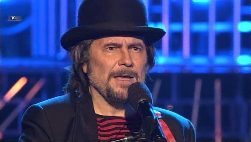 Gala 1 | Santiago Segura imita a Joaquín Sabina en '19 días y 500 noches'