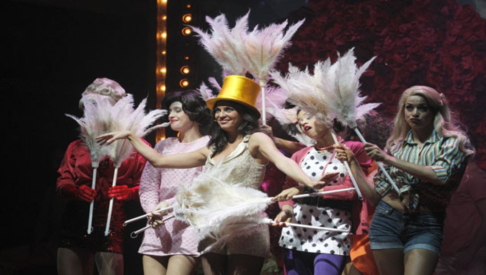 El musical más canalla se sube al escenario para homenajear a Sabina.