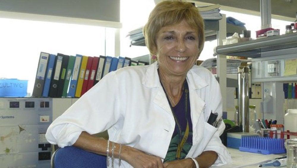 Consuelo Guerri, investigadora solidaria