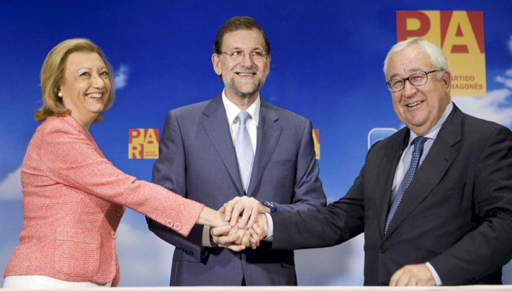 Rajoy, entre Rudi y Biel