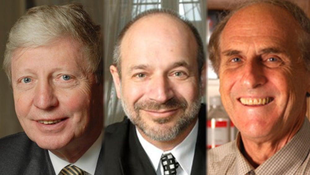 Premiados en los Nobel de Medicina 2011