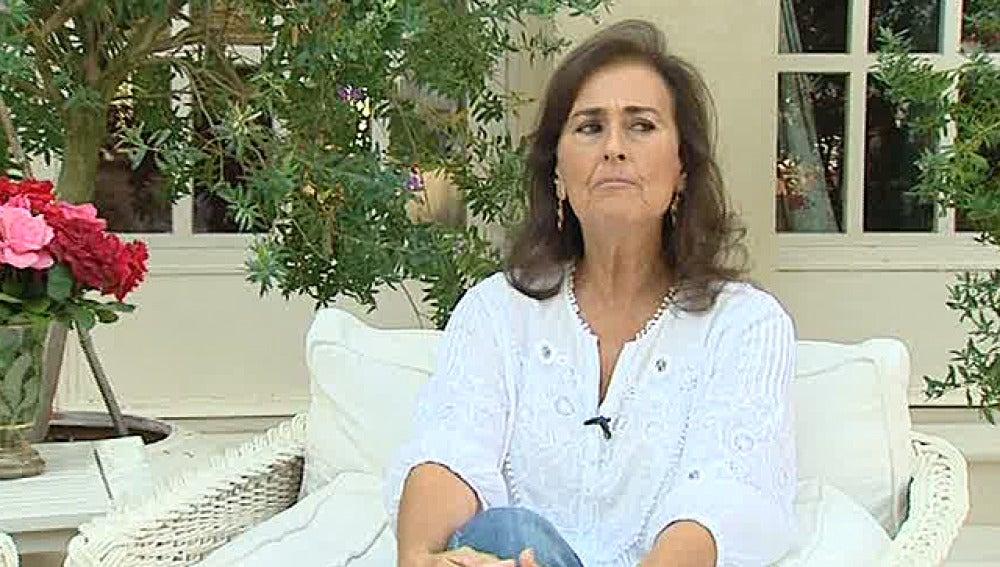 Carmen Tello, en Espejo Público