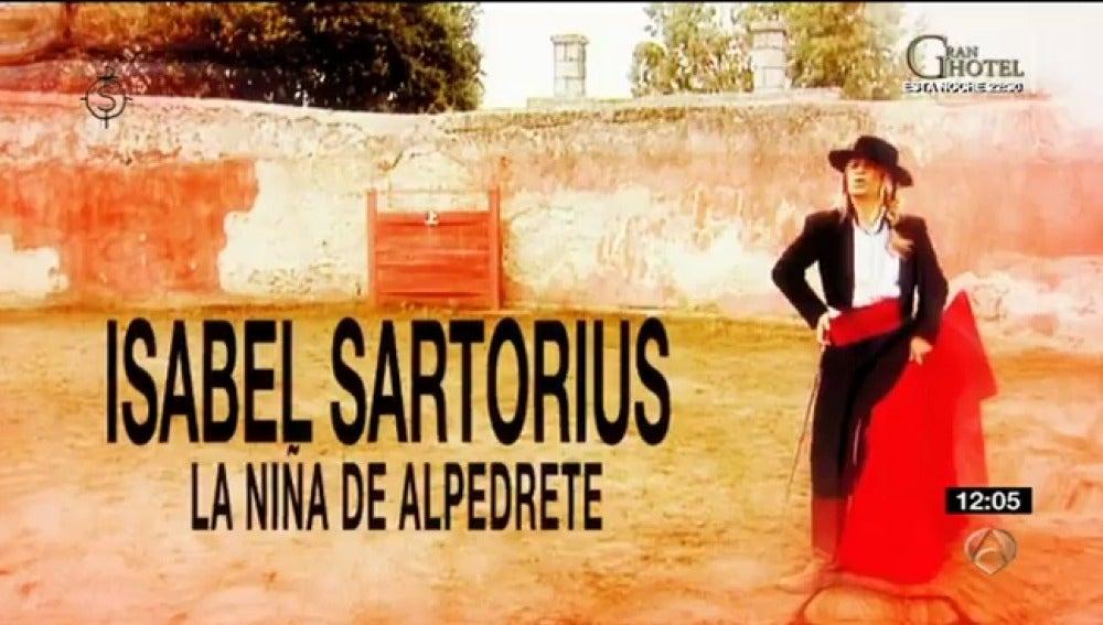 Isabel Sartorius. La niña de Alpedrete