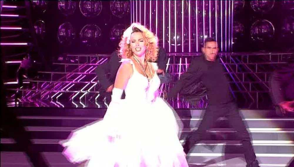 Avance Gala 2   Carolina Ferre como Madonna