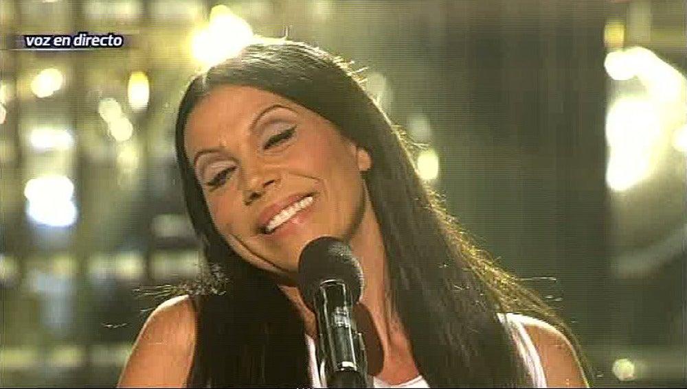 Gala 2 | Toñi Salazar imita a Massiel