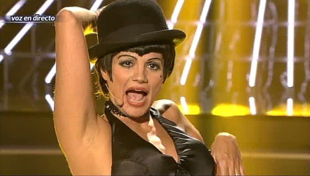 Gala 2 | Silvia interpreta 'Cabaret' de Liza Minelli