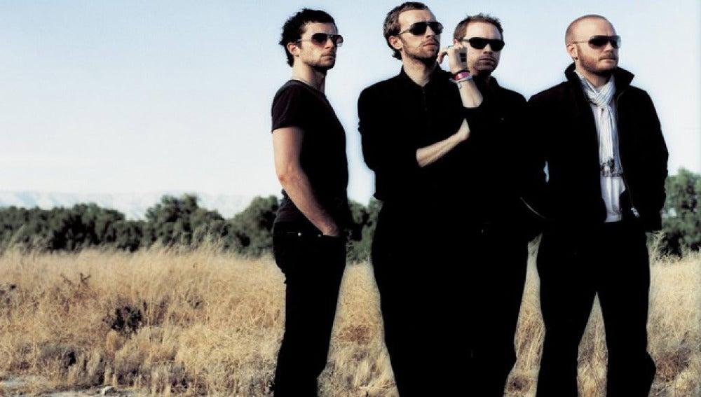 El grupo británico Coldplay