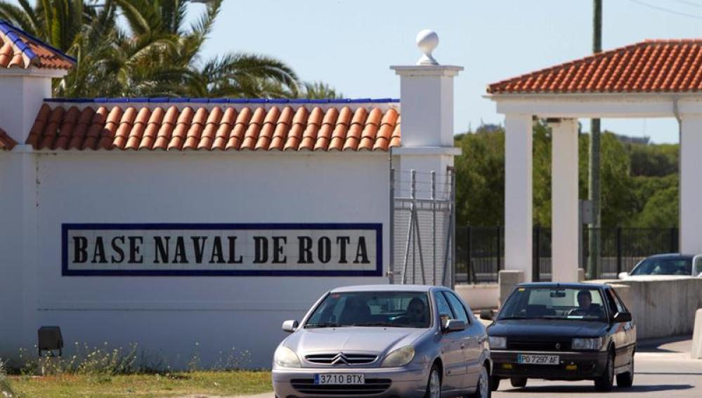 Base naval de Rota