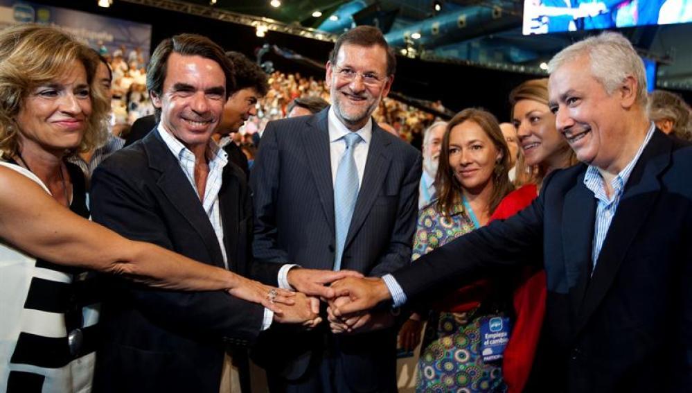 Convención Nacional del PP en Málaga