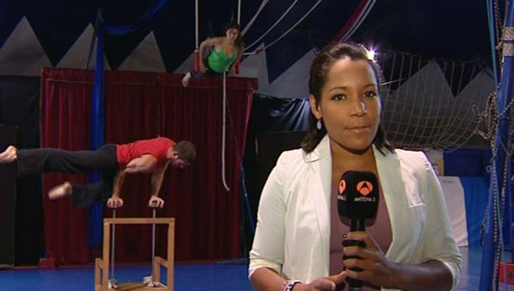 La escuela Carampa, Premio Nacional de Circo