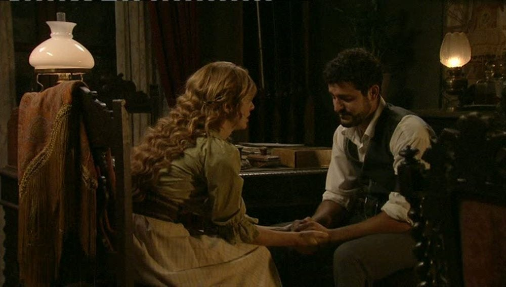 Sara y Roberto, un gran apoyo el uno para el otro