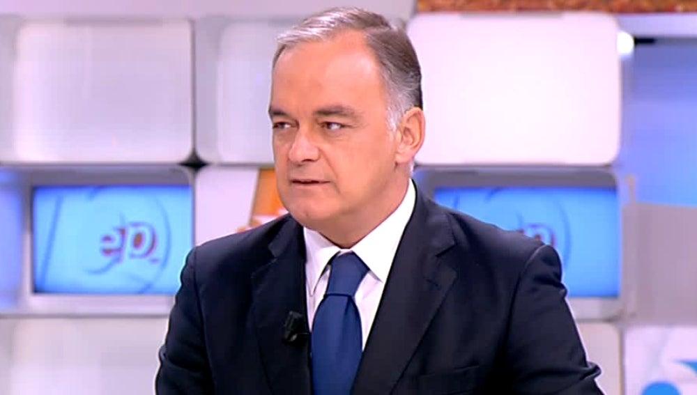 Esteban González Pons en Espejo Público