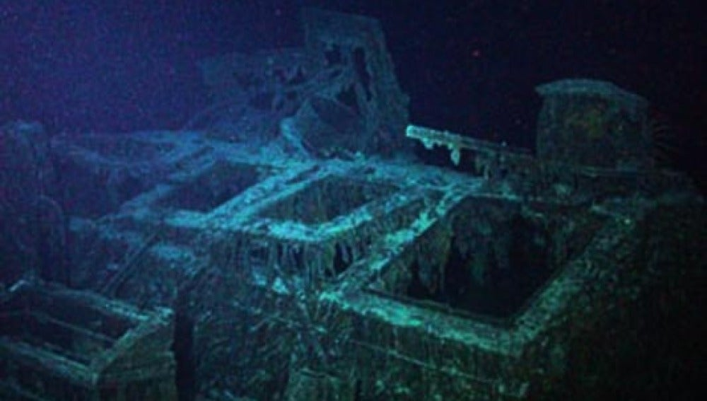 Odysei, un barco con un tesoro debajo del mar