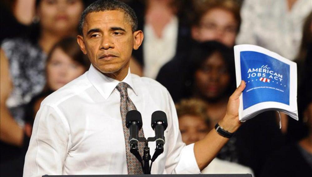 Plan de empleo de Obama