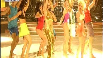 Sylvia Pantoja es Shakira