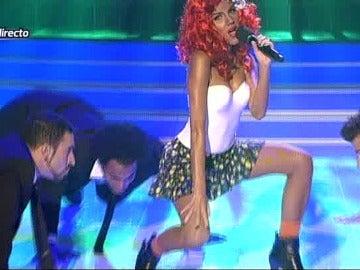 Angy es Rihanna