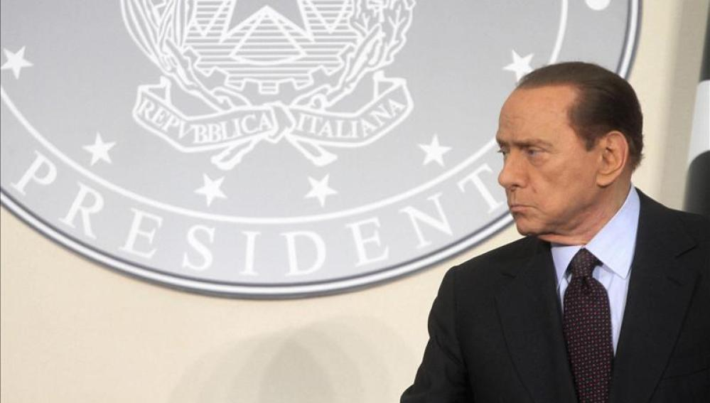 Berlusconi se enfrentará a una moción de confianza