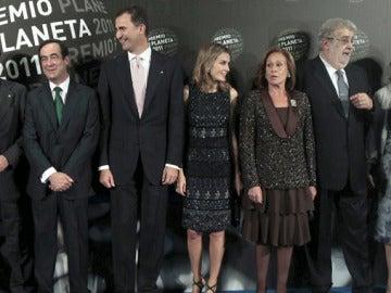 Gala de entrega del 60 Premio Planeta