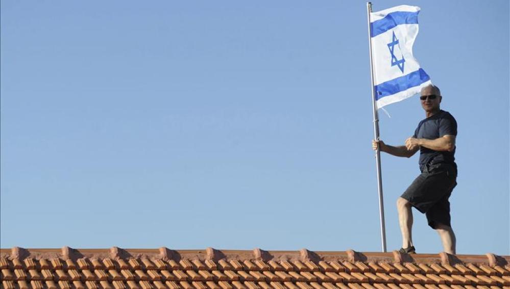 Noam Shalit, padre del soldado israelí Gilad Shalit, secuestrado por Hamás hace 5 años