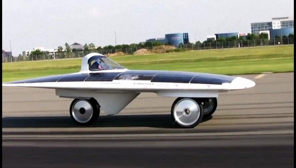 El vehículo del futuro