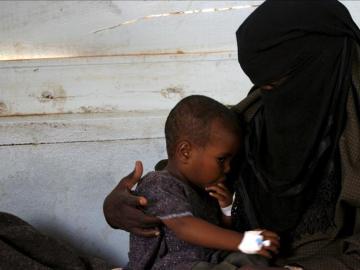 La OMS y UNICEF advierten del peligro de un brote de malaria en Somalia