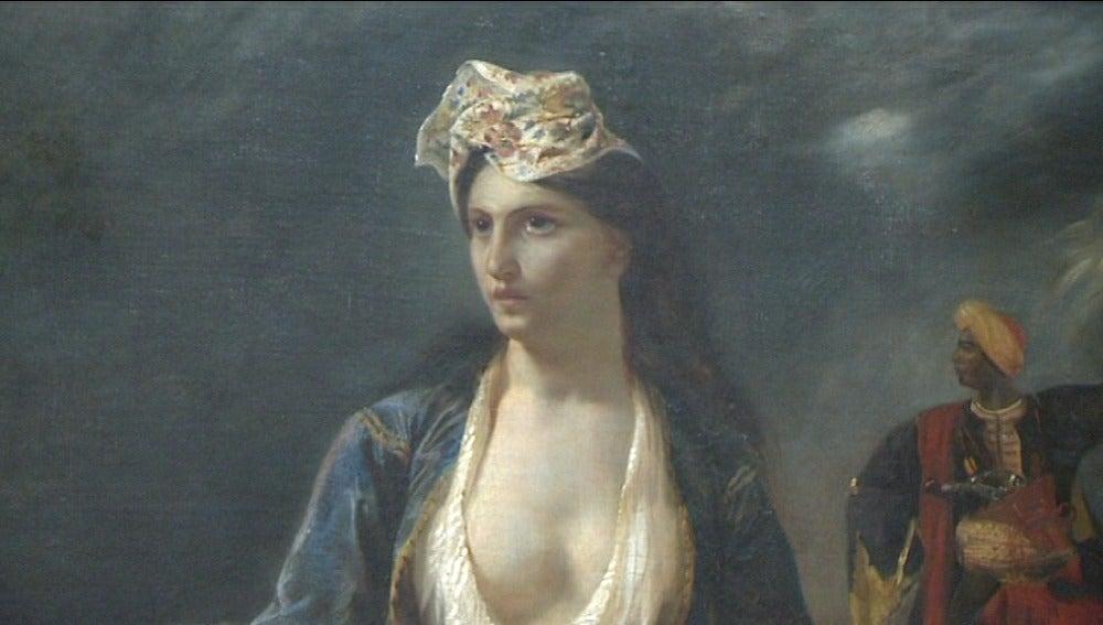 Exposición de Delacroix en Madrid