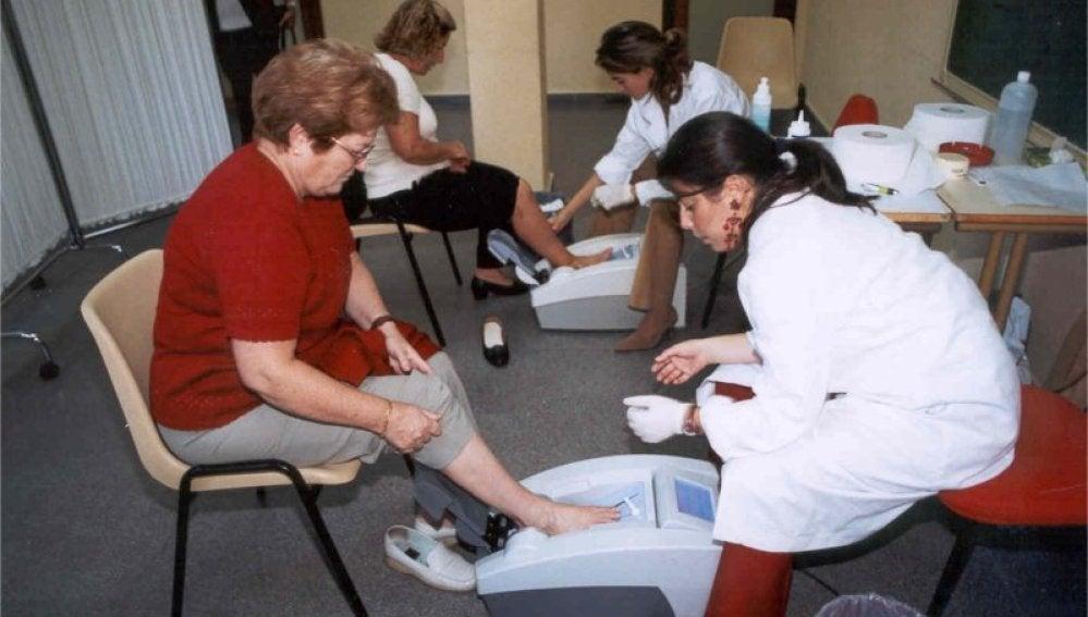 Tratamiento para mujeres con osteoporosis