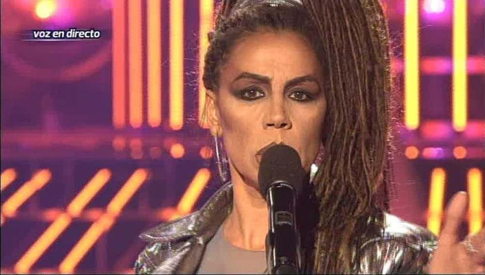 Gala 4 Actuación Toñi Salazar