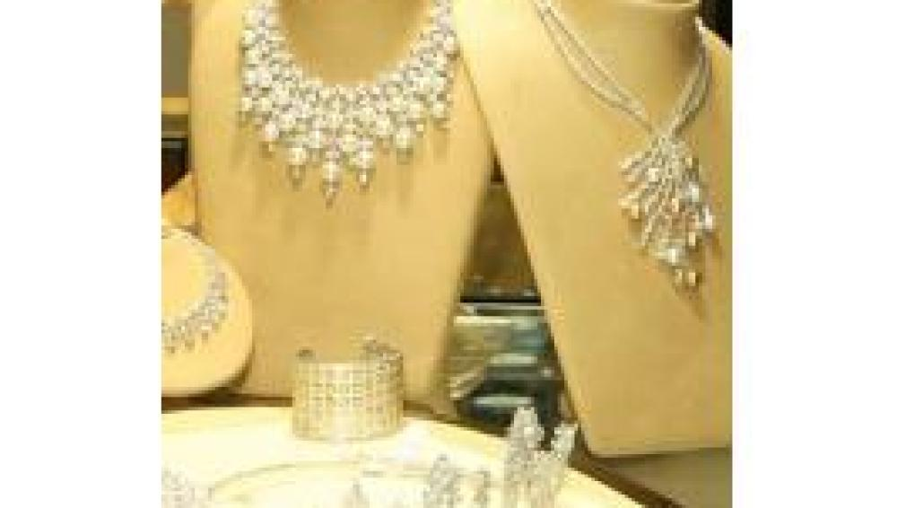 Fería de joyería en Abu Dhabi