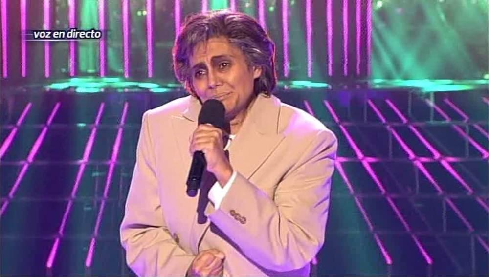 Gala 4 Actuación Sylvia Pantoja