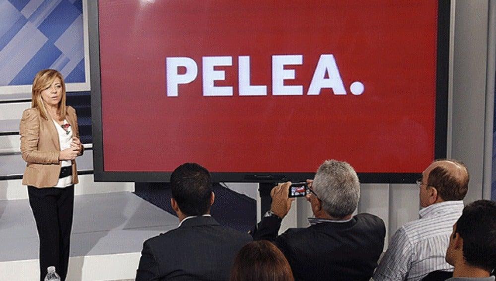 El PSOE pide 'pelea'