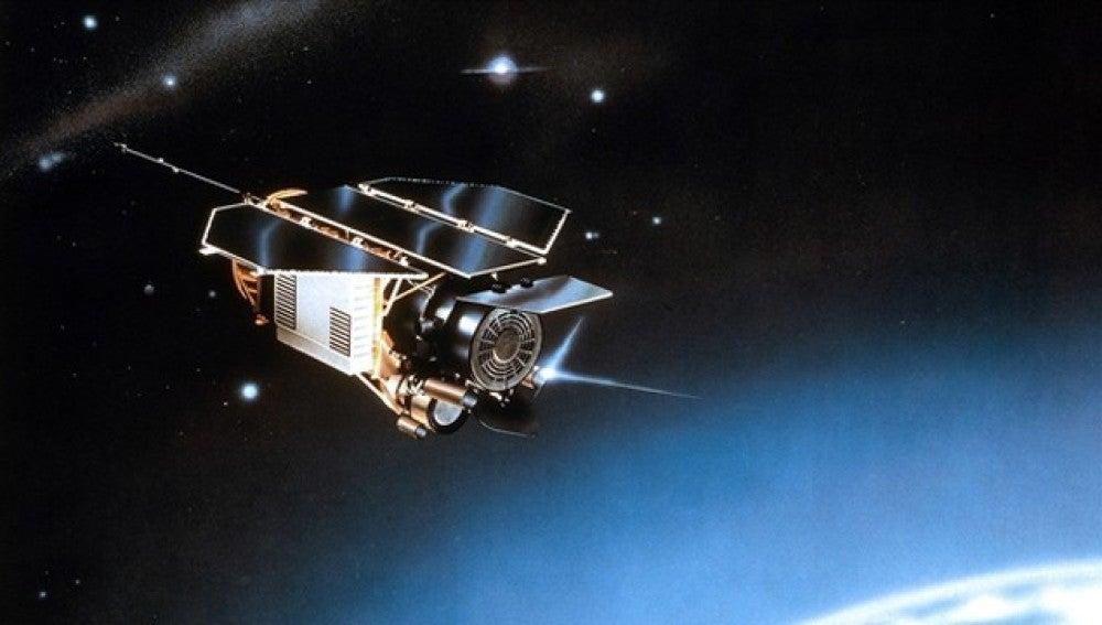 """El satélite """"Rosat"""""""