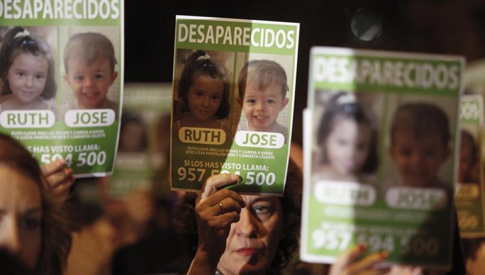 Manifestación en Córdoba por Ruth y José