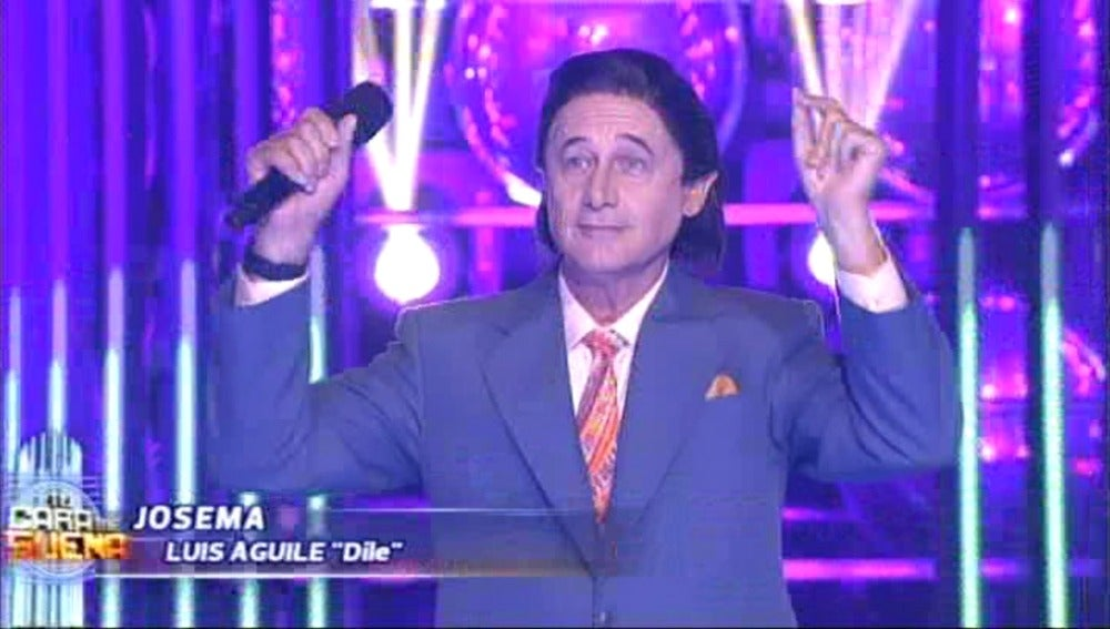 GALA 5 I Josema Yuste interpreta a Luis Aguilé