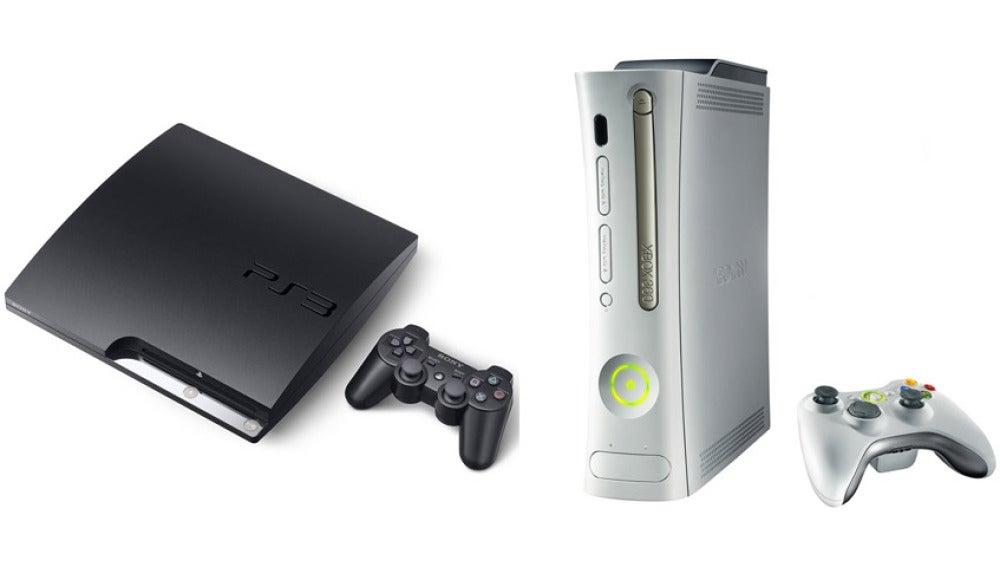 PlaStation 3 y Xbox 360