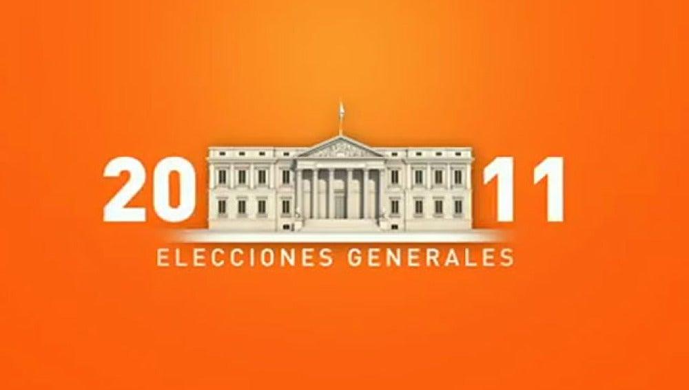 Especiales de elecciones generales 2011